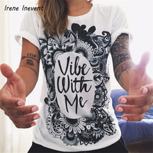 2017 new t short women Europe And America Summer Fashion Women Cotton Prints Short Sleeve O-Neck T-shirt 10 Colors Tops Shirt