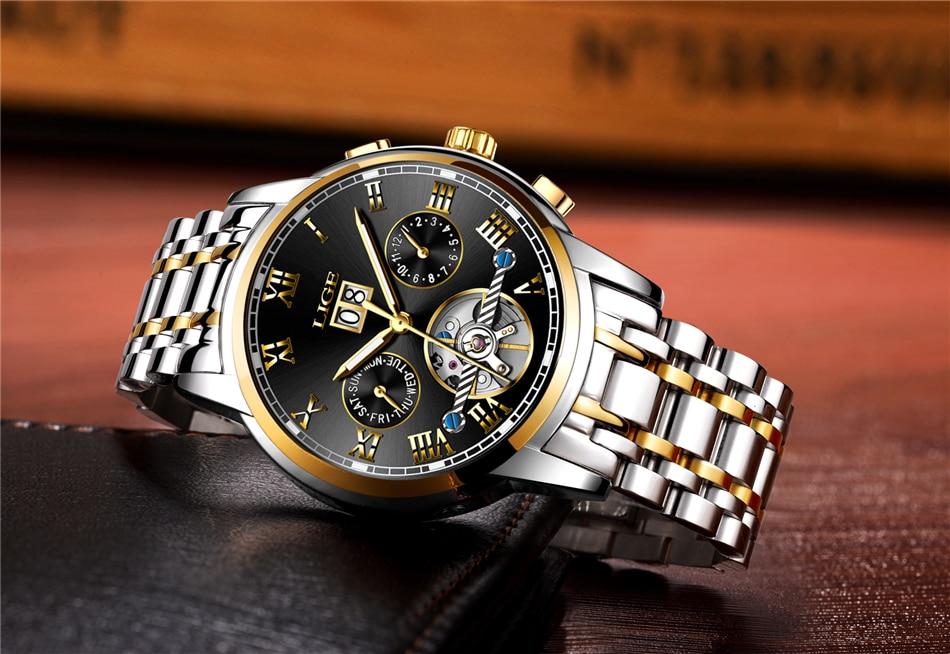 HTB1ef4Sfb3nBKNjSZFMq6yUSFXa9 LIGE Mens Watches Top Luxury Brand Automatic Mechanical Watch Men Full Steel Business Waterproof Sport Watches Relogio Masculino
