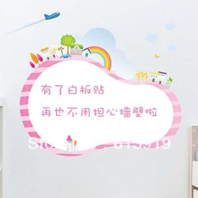 Removable Wall Stickers Whiteboard Blackboard Sticker Home Decor - DIY Decoration Sky store