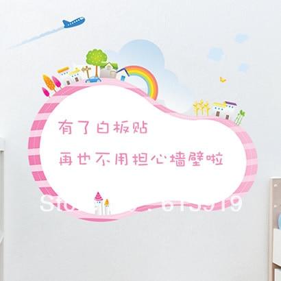 Removable Wall Stickers Whiteboard Blackboard Sticker Home Decor  -  DIY Decoration Sky store