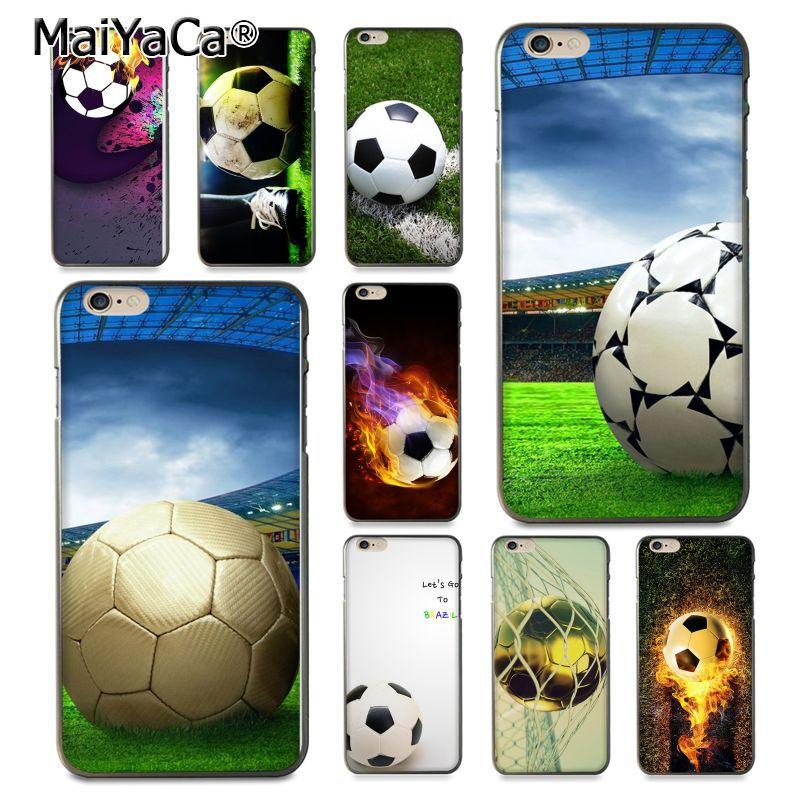 coque iphone 6 football avec apple