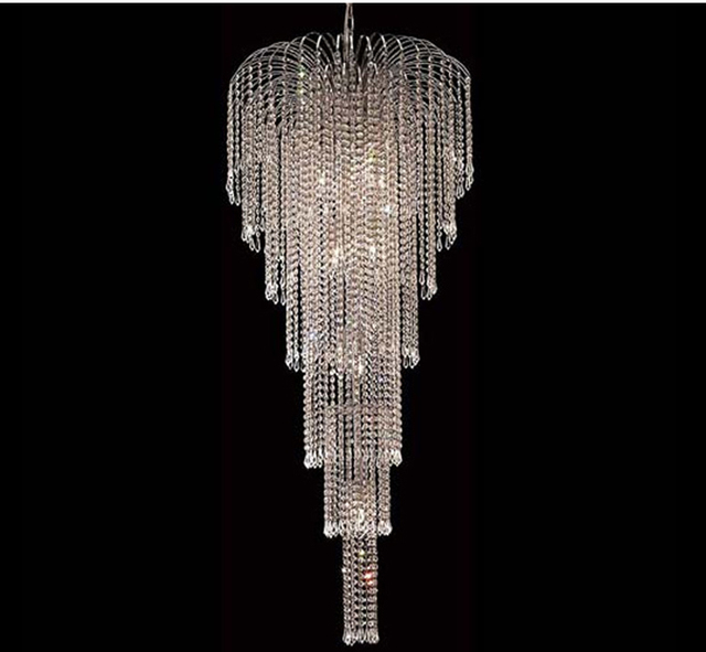 Phube Lighting French Empire Gold Crystal Chandelier Re Chrome Chandeliers Modern Light Free