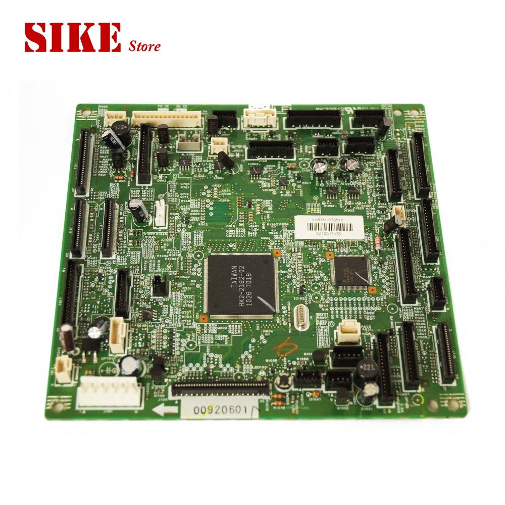 RM1-5785 DC Control PC Board Use For HP CM4540 CM4540f 4540 DC Controller Board кастрюля swiss diamond xd 6124 c 24см со стеклянной крышкой classic