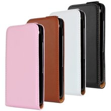 Luxury Genuine Real Leather Case Flip Cover Mobile Phone Accessories Bag Retro Vertical For BlackBerry Z30 Aristo A10 PS