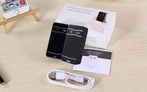 Image 3 - Bluetooth レーザーキーボードワイヤレス仮想投影キーボードポータブルのための Iphone の Android スマートフォン Ipad タブレットノート Pc