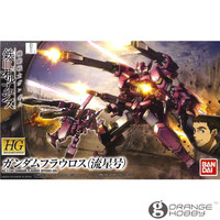 OHS Bandai HG Iron Blooded Orphans 028 1/144 Flauros Ryusei Go Mobile Suit Assembly Model Kits oh