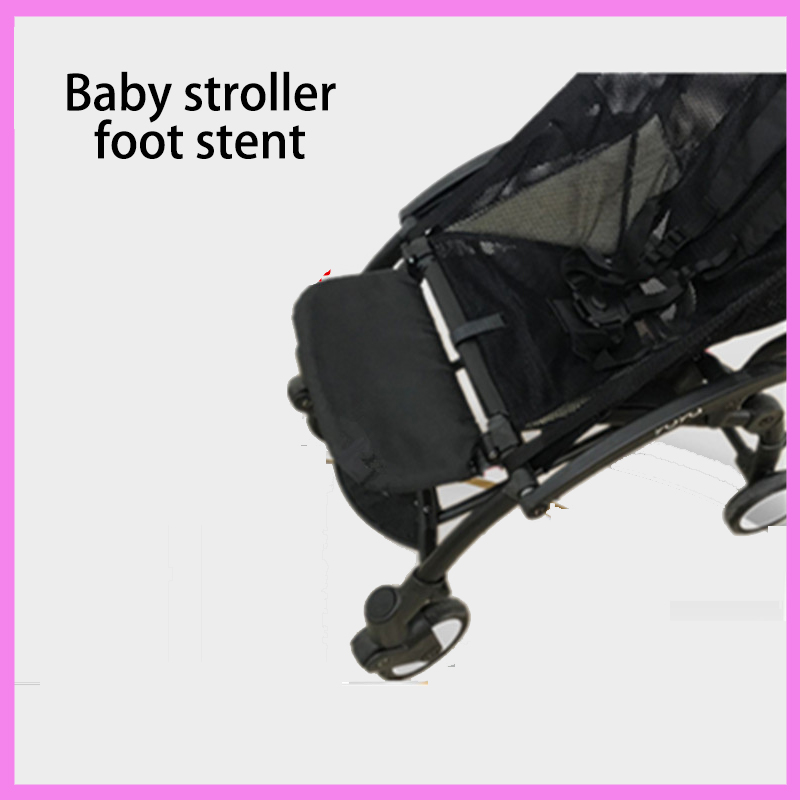 Universal Type Footrests for Strollers Portable Umbrella Cart Baby Stroller Accessories Foot Holder Carriage Extension Board
