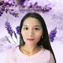 5pcs/lot Lavender moisturizing replenishment skin care