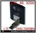 Aircard 320U Разблокирована 4 г 3 г 4 г usb адаптер 3 г 4 г usb stick 4 г USB Dongle LTE fdd pk 760 762 s 763 s 782 s 781 s 785 s