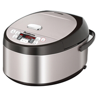 4L Promotion Multifunction Electric Intelligent Rice Cooker Home Use 24H Reservation IH Dimensional Heating Rice Cooking Machine