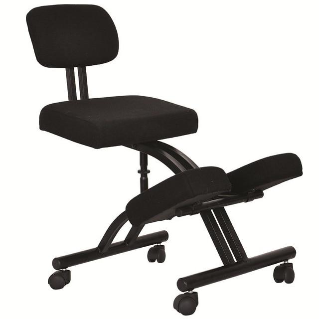 Schreibtisch hocker ergonomisch  Aliexpress.com : Ergonomisch Gestaltete Knie Stuhl mit Rollen und ...