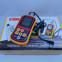 BENETECH Brand Intelligent GM100 LCD Digtail Ultrasonic Thickness Meter Range 1 2 225mm Testing Thickness
