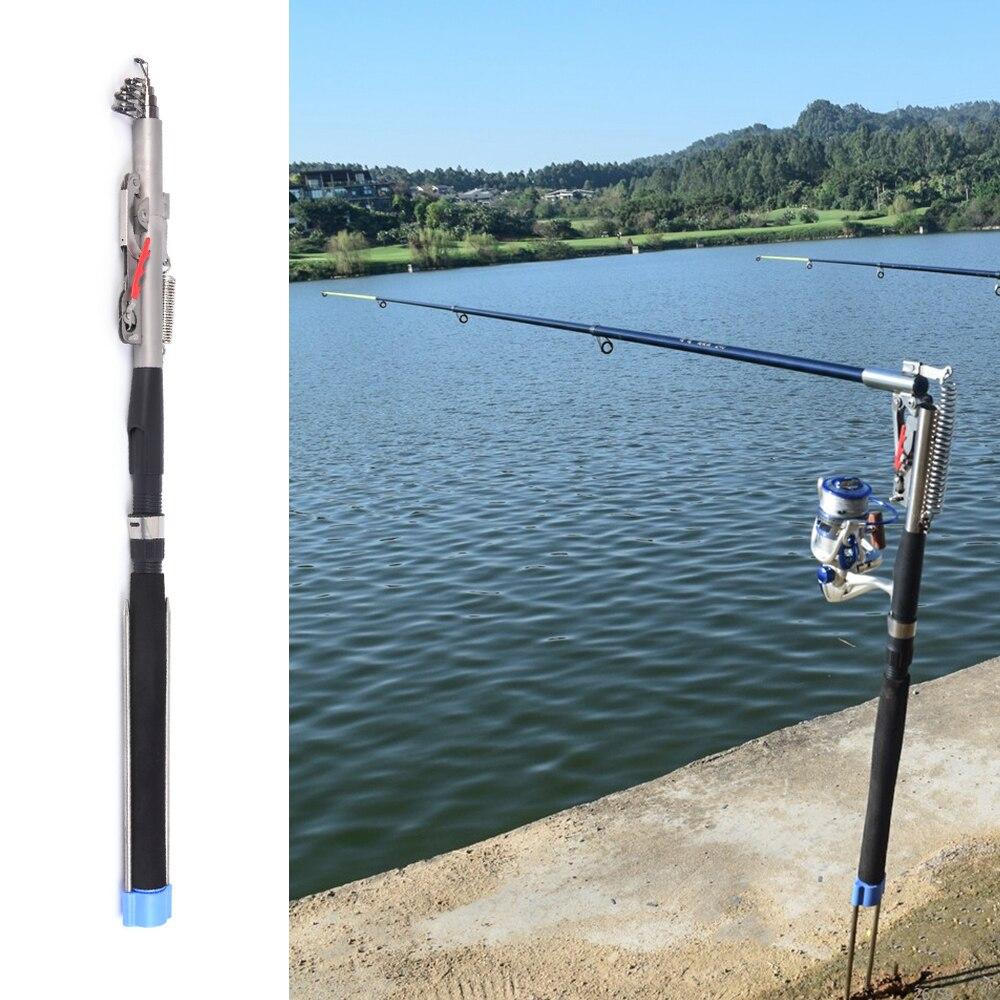 2.1m&2.4m& 2.7m&3.0m Automatic Fishing Rod automatic Spinning Telescopic Rod Sea River Lake Pool Fishing Pole feeder rod