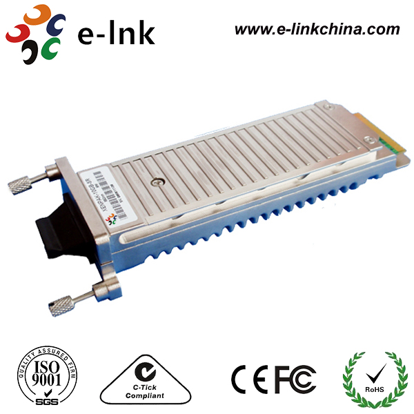 XENPAK, 10GBASE-LR, SC, 1310nm, supports a link length of 10kilometers on standard single-mode fiber, With DDM, 0C~+70CXENPAK, 10GBASE-LR, SC, 1310nm, supports a link length of 10kilometers on standard single-mode fiber, With DDM, 0C~+70C