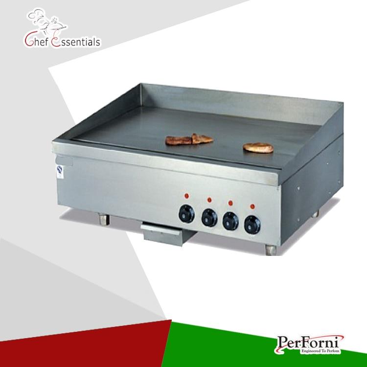 PKJG-EG48 Electric Griddle(Flat plate)/CE norm. for Commercial Kitchen pkjg eg68 vertical electric griddle flat plate for commercial kitchen