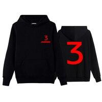 2017 Men Brand Clothing Men Casual Hoodies Sweatshirt 3 Print Trend Fleece Cotton Pullover Coat Warm