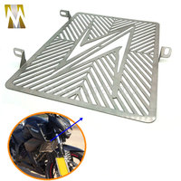 2016 Stainless Steel Cooling Radiator Guard Motorcycle Water Tank Net Cover