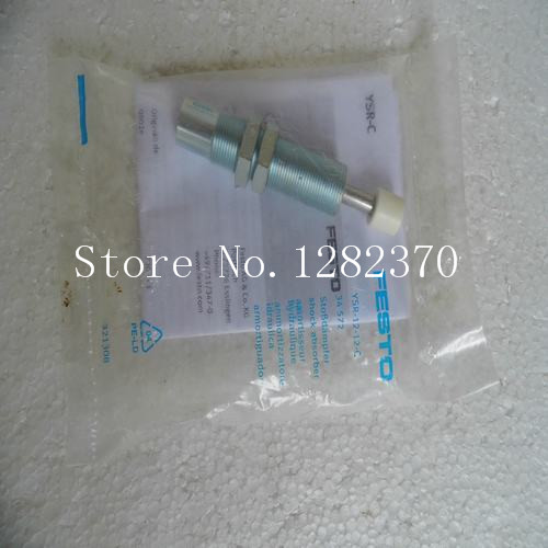 [SA] New original authentic special sales FESTO buffer YSRW-12-20 stock 191 196 [sa] new original authentic special sales rexroth r412010305 buffer stock 2pcs lot