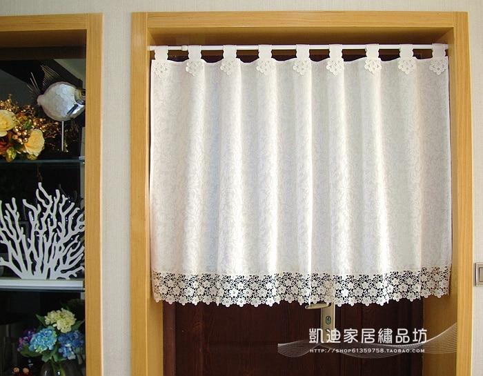 Cortinas para ventana de cocina tienda online tul cortina - Cortina puerta cocina ...