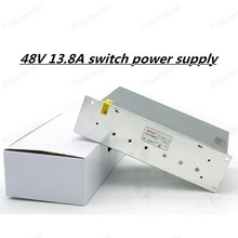 Top quality720W 48V 13.8A  Switching Power Supply Driver for LED Strip AC 100-240V Input to DC 36V free shipping