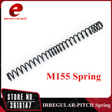 Element Airsoft Tactical Irregular M155 Spring for Rifle Accessories AE Gearbox Hunting War-game IN0104