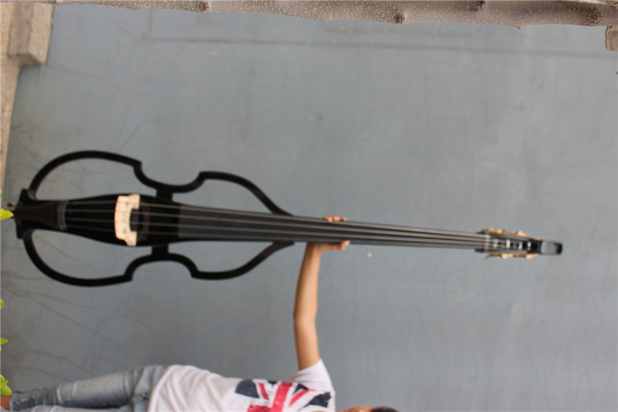 все цены на  Top Model 5 String or  5 string  Electric Parted Upright Bass Finish3/4  онлайн