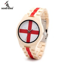 BOBOBIRD 100 Natural All Maple Wood Watches Brand Designer With Japanese 2035 Movement For Gift