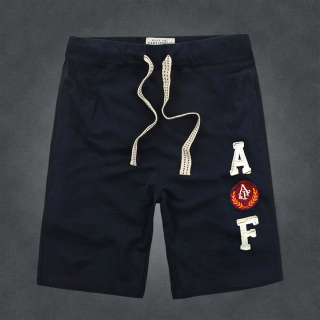 Summer 2016 brand holistic men shorts 100% cotton beach shorts For man shorts plus size