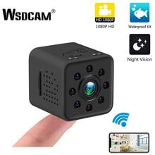 Upgrad версия SQ23 IP камера HD WIFI маленькая мини камера Cam 1080P видео датчик ночного видения Видеокамера микро камеры DVR движения