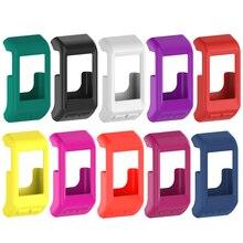 Smart watch Screen Protector Case waterproof Dustproof Case Protective Silicone Protect Case For Garmin vivoactive HR