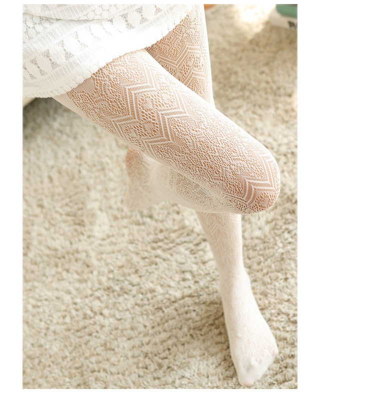 Summer Women Fishnet Tights Love Wave Sexy Female Pantyhose Stockings Hollow Out Silk Stockings For Girl Woman Collant Hosiery 27