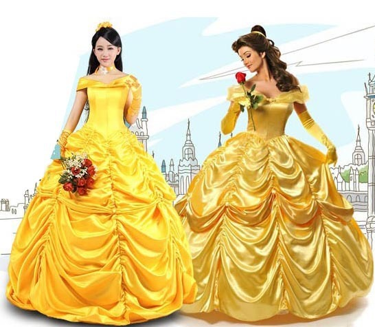 belle adult costume princess belle costume beauty and the beast costume cosplay halloween costumes for women