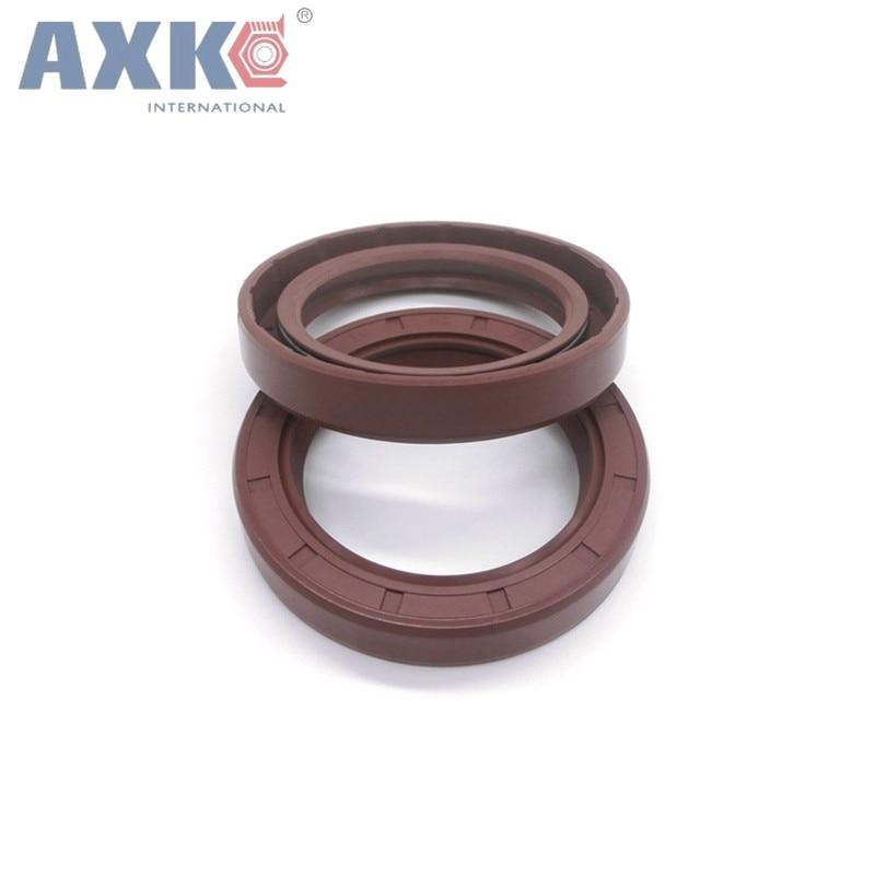 купить AXK 10PCS Fluorine rubber Fluororubber skeleton oil seal 45*68/70/72/75/78/80/85/90/100*8/10/12 онлайн