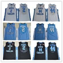 d8a8fcbf145  44 Justin Jackson  2 Joel Berry II North Carolina Tar Heels college  basketball jersey S XXL-in Basketball Jerseys from Sports   Entertainment on  ...