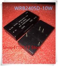 NEW 1PCS/LOT WRB2405D-10W WRB2405D 10W IN 18-36VDC OUT 5VDC/2000MA