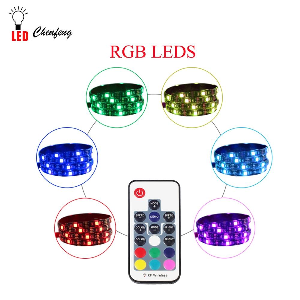RGB LEDS-