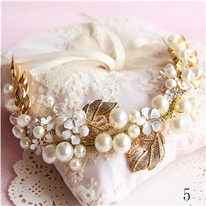 Luxurious-Gold-Color-Headband-Women-Forehead-Pearl-Jewelry-Hairband-Floral-Hair-Ornaments-Bride-Gifts-Bridal-Hats