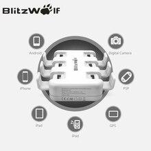 BlitzWolf  6-Port USB Fast Desktop Charger