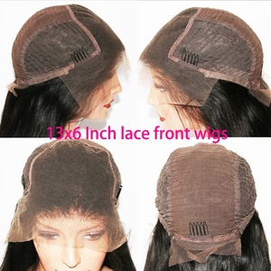 Image 4 - SimBeauty Peruvian Loose Wave Curly Human Hair Lace Front Wigs Wavy 13x6 Deep Part Lace Wigs Human Hair Wigs Full Lace for Women
