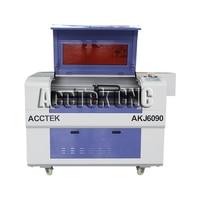 Cheap AccTek cnc 6040 6090 laser machine CO2 mini laser engraving machine