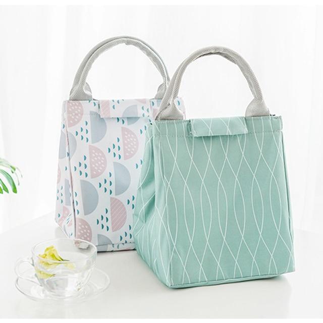 Outdoor picnic bag portable lunch bag waterproof Portable picnic lunch bag outdoor home available