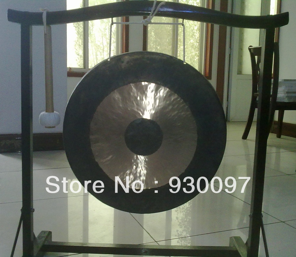 Most Popular traditional Chinese 22'' Chau gong arborea 22 wind gong with free mallet chinese traditional gong