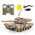 2016 Parte Superior Do Tanque De Controle Remoto Contra Tanques RC pai-filho contra o modelo de Tanque de Controle Remoto infravermelho com turret Battle Carro de brinquedo