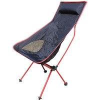 Lua ocasional ao ar livre cadeira dobrável cadeira de pesca Cadeira de Jardim