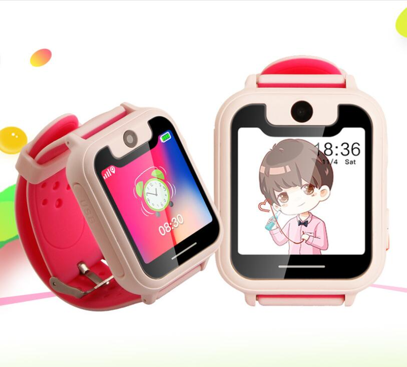Children's Watch Bracelet Camera Smart Gift Call Student HD A15 Touch-Screen Positioning