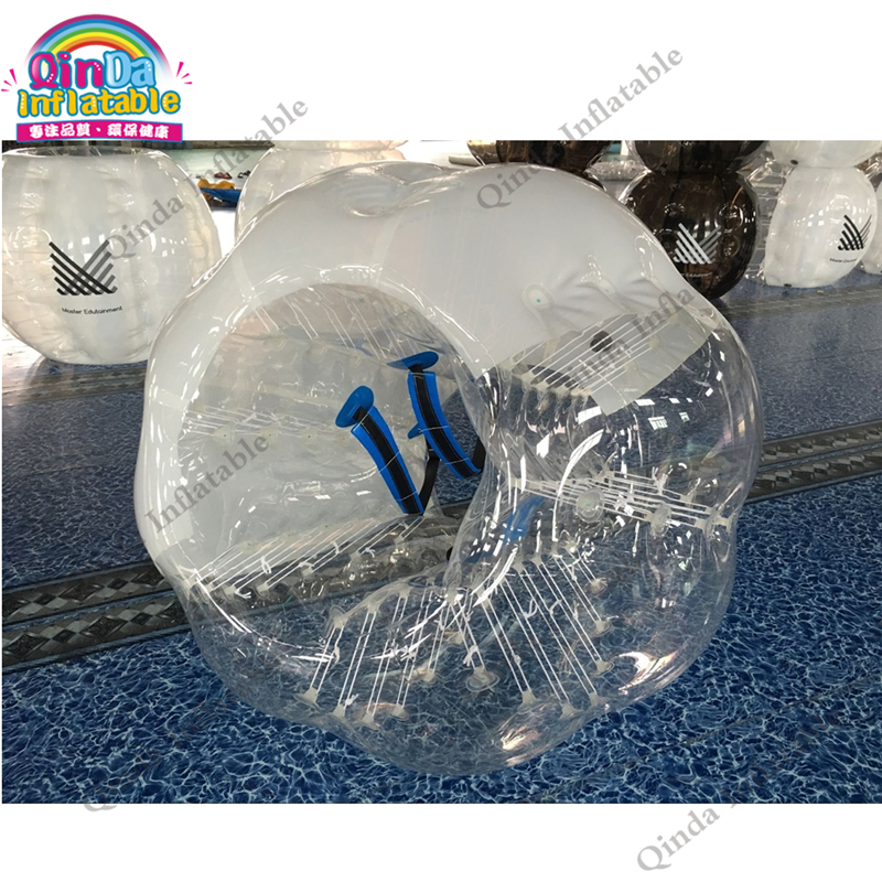 1 2M Diameter Inflatable Boby Soccer Bumper Ball Human Inflatable Bumper Bubble Ball For Sale
