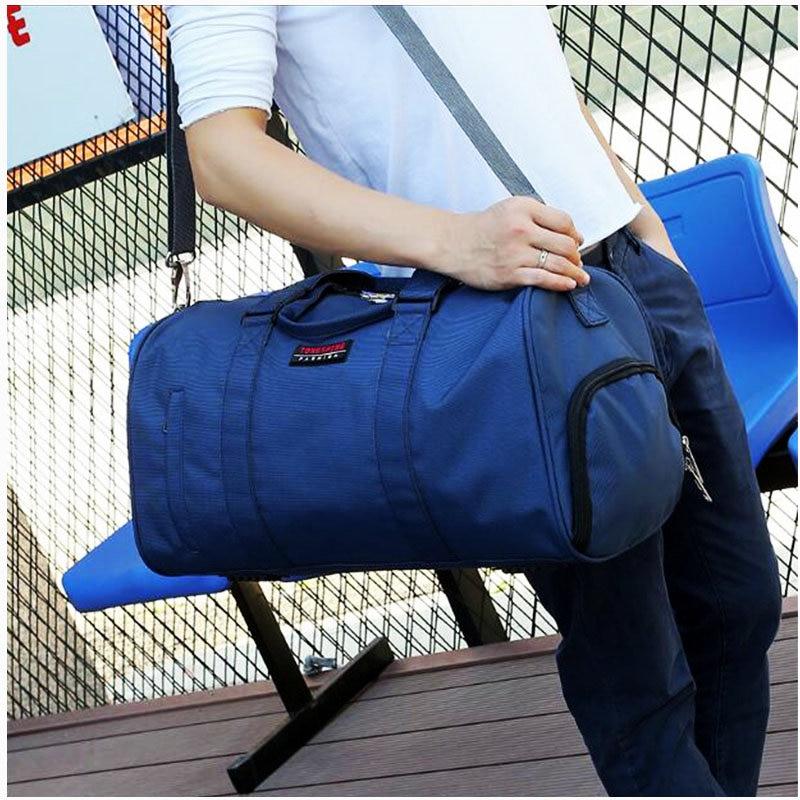 Hot Πώληση Mens Gym τσάντα αδιάβροχη - Αθλητικές τσάντες - Φωτογραφία 4