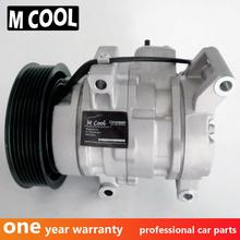 New AC Compressor Assembly For Toyota Hilux 1KD 2KD VIGO 447260-8020 4472608020 for toyota hilux Air Conditioner Compressor a c compressor for toyota fortuner hilux vigo car air conditioning compressor with clutch 4472204713 4471903170 4471903230