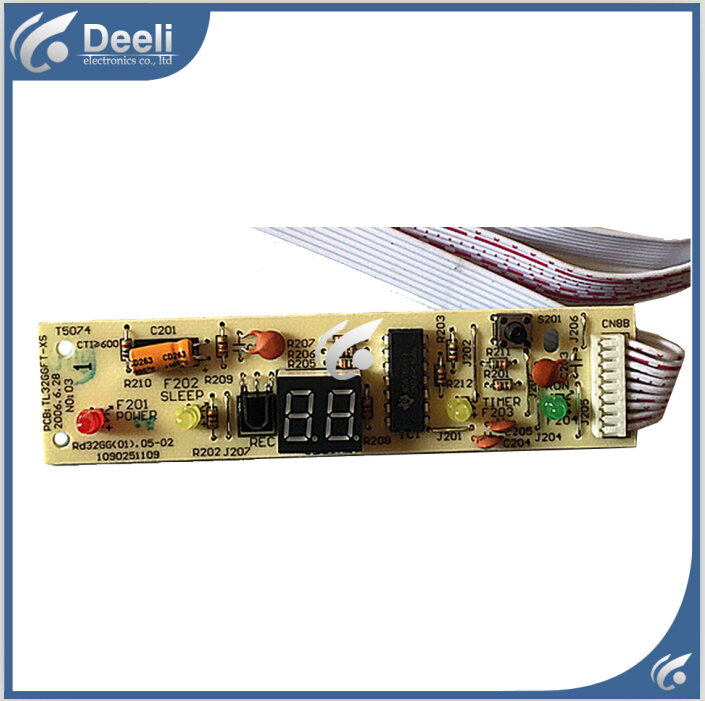 ФОТО 95% new Original for air conditioning Computer board display board Rd32GG(1).05-02, 1090251109
