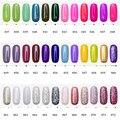 5pcs 132 Colors UV Gel Nail Polish Nail Art Soak Off Stamping Print Optional Long Lasting Varnish Beauty Makeup Nail Tools 7ML